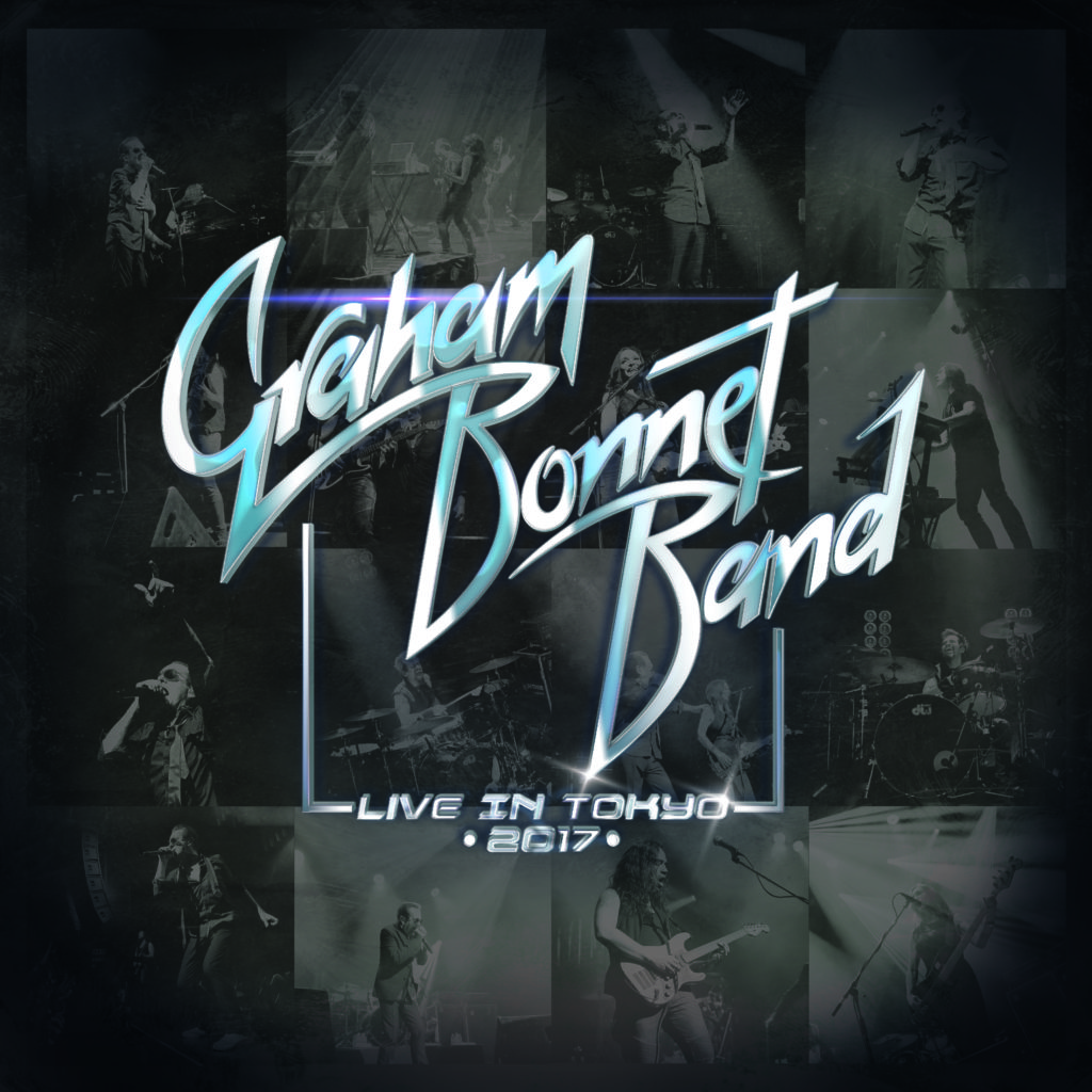 The Graham Bonnet Band - Stoakes Media